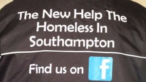 A New Help The Homeless in Southampton Crowdfunder: http://www.crowdfunder.co.uk/help-the-homeless-in-southampton